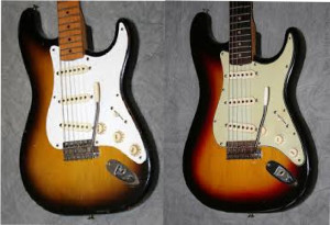 Stratocaster style pickguard planet vintage strat composed publicscrutiny Images