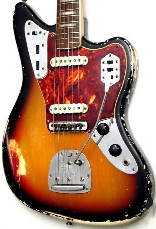 Jaguar & Jazzmaster Pickguards | Pickguard Planet