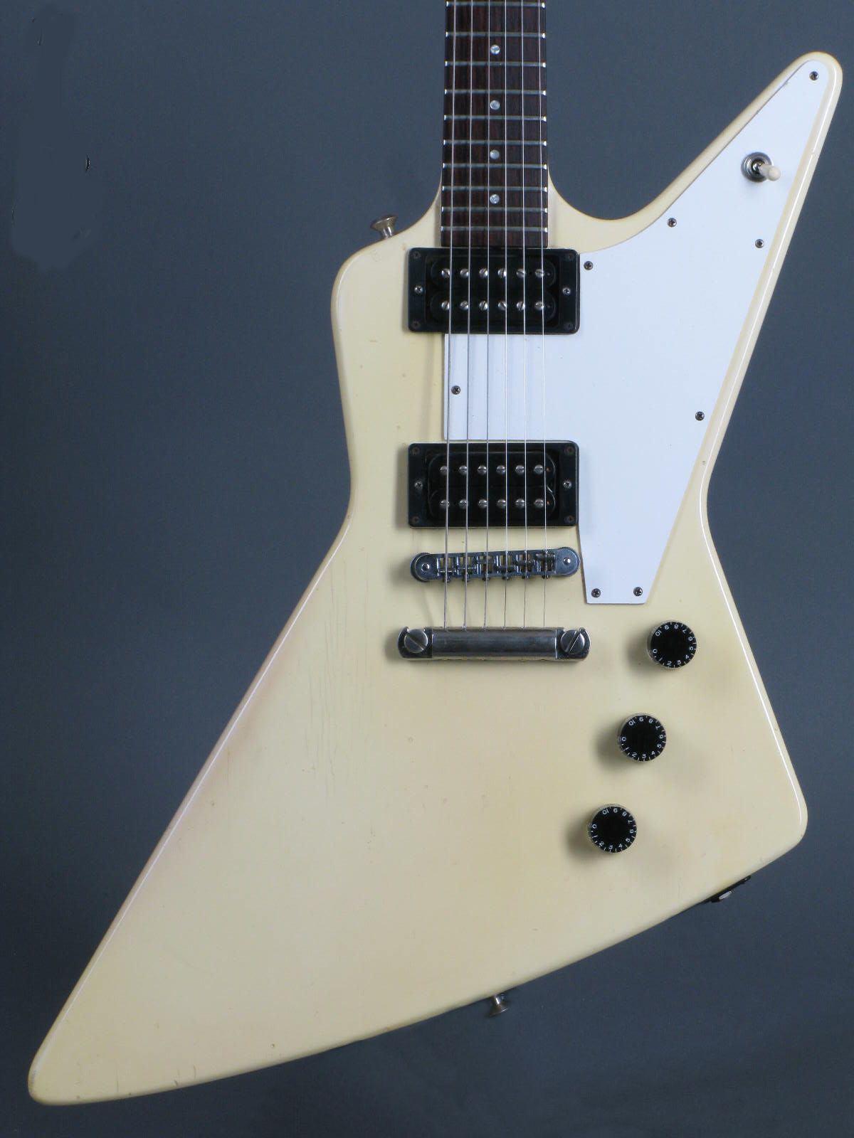 Gibson Solidbodies - Other Models: Flying V, Firebird, Sonex