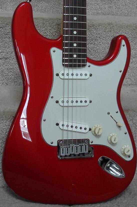 PG 295: Fender American Standard Strat