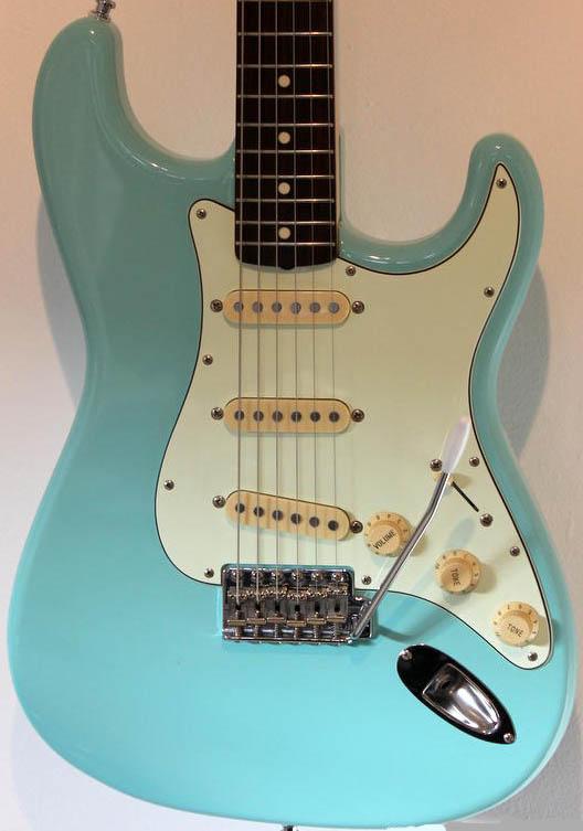 Imported Strat Pickguards, Fender Japan & Squier | Pickguard