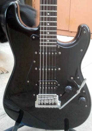 Fantastisch Stratocaster Hss Verkabelung Fotos - Elektrische ...