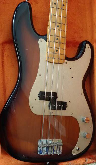 Precision Bass Pickguards: Vintage, Reissue, & Modern